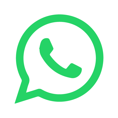 whatsapp white background icon