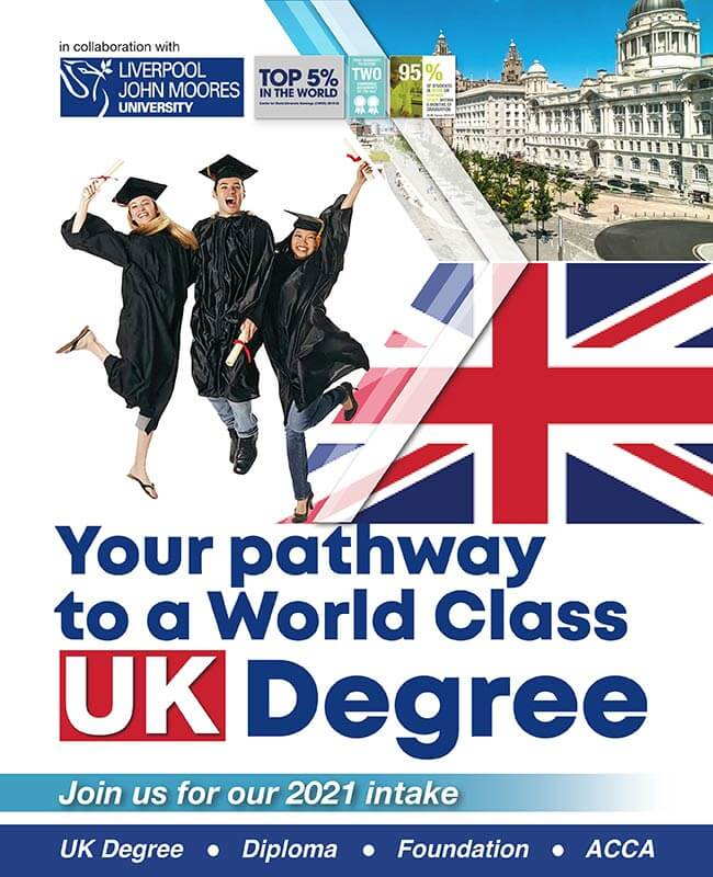 your pathway to a world class uk degree